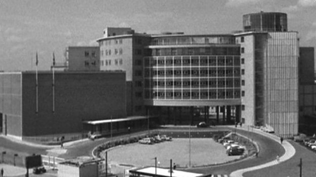 BBC TV Centre Some Time In The 1960s